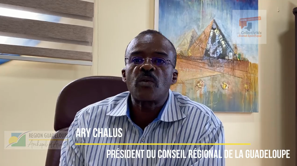 ary chalus region Guadeloupe webconf CSS